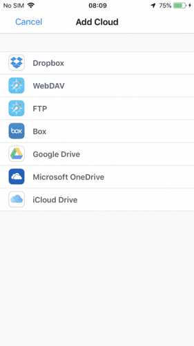 File Manager & Browser 4