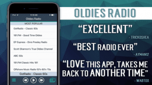 Oldies Radio+ 1
